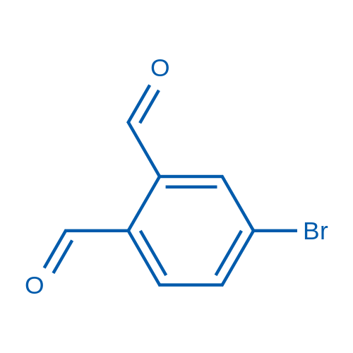 4-Bromophthalaldehyde