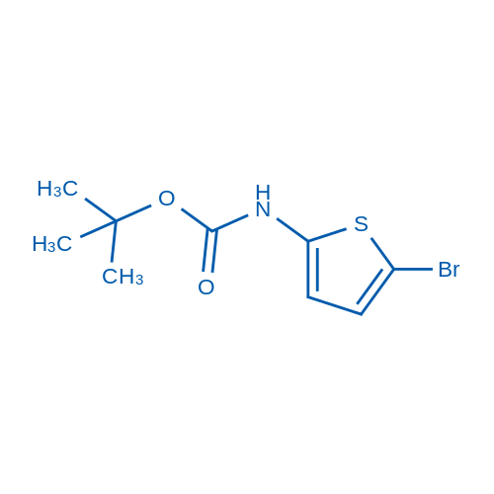tert-Butyl (5-bromothiophen-2-yl)carbamate