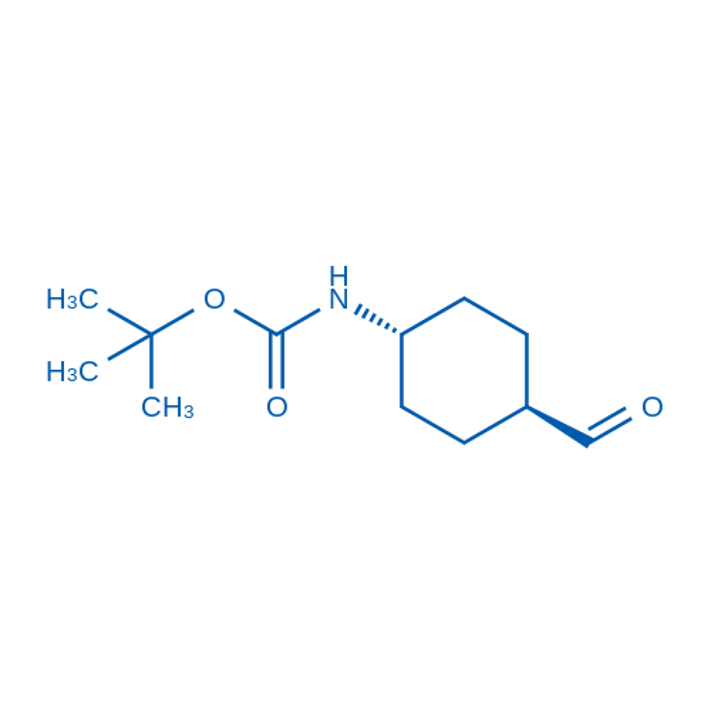 tert-Butyl trans-4-formylcyclohexylcarbamate
