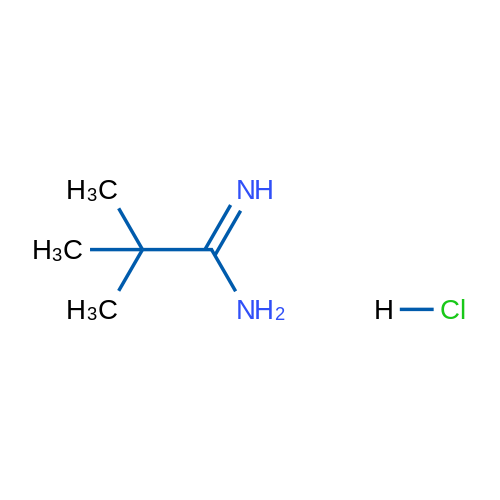 Pivalimidamide hydrochloride
