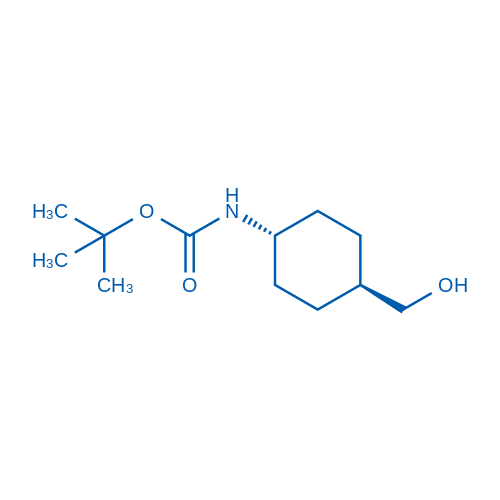 tert-Butyl (trans-4-(hydroxymethyl)cyclohexyl)carbamate