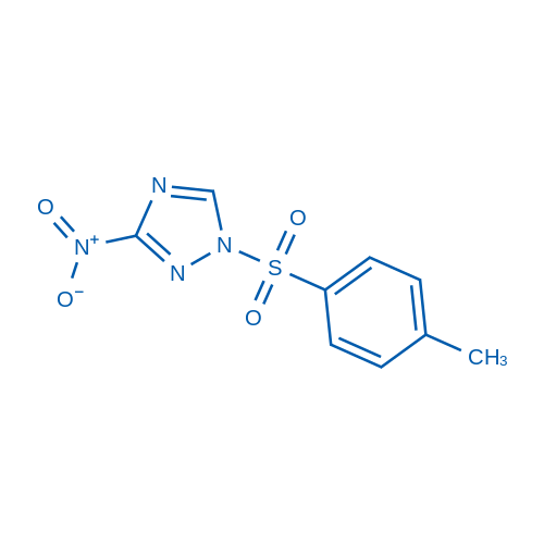 3-Nitro-1-tosyl-1H-1,2,4-triazole