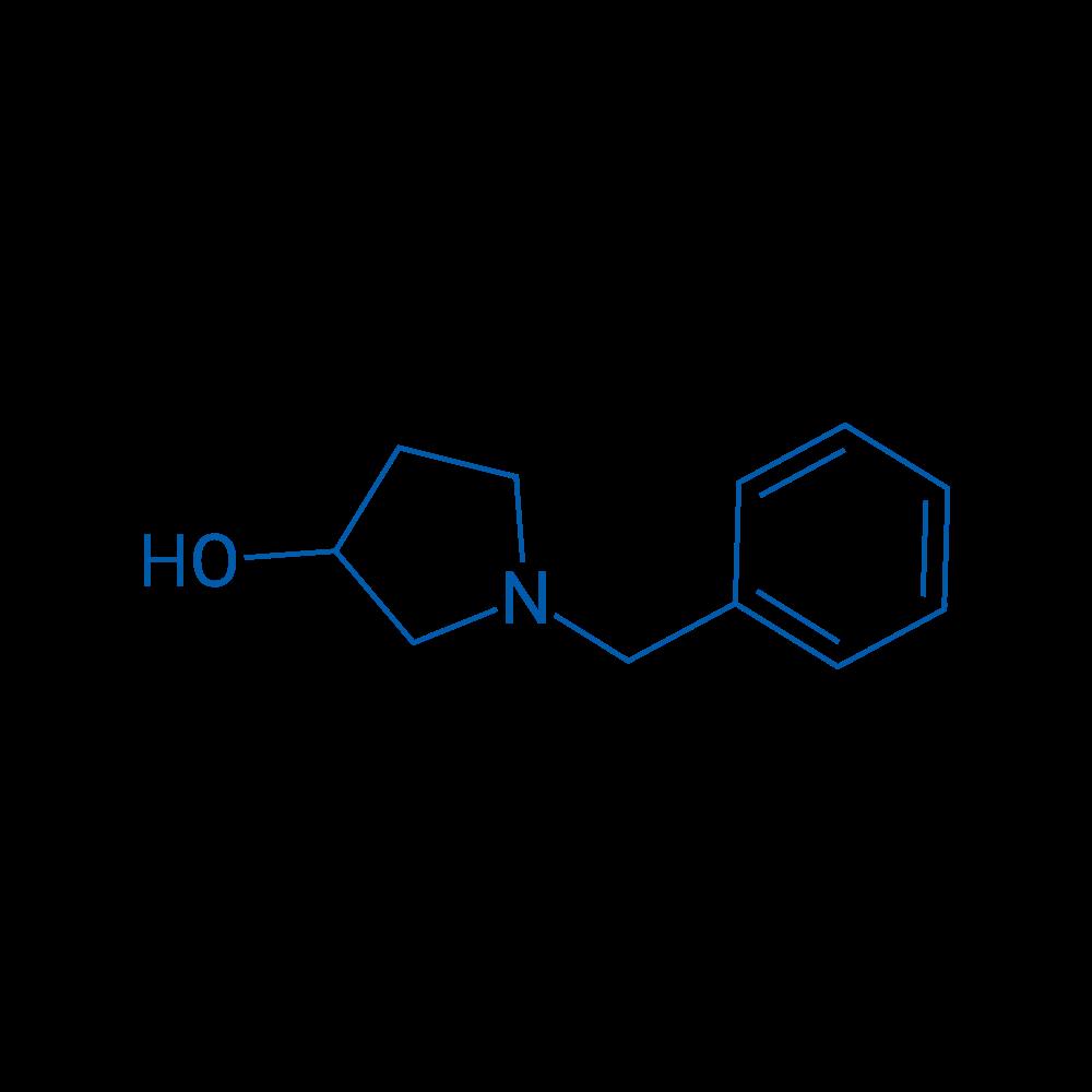 1-Benzyl-3-pyrrolidinol