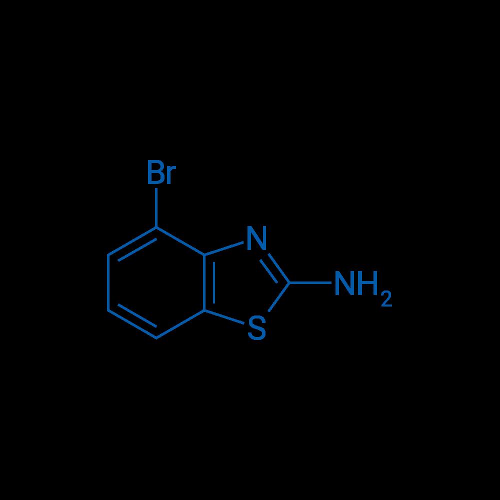 4-Bromobenzo[d]thiazol-2-amine