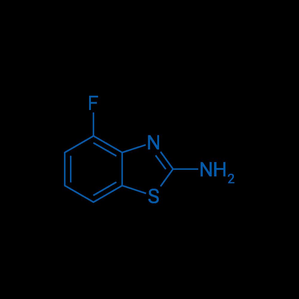 4-Fluorobenzo[d]thiazol-2-amine