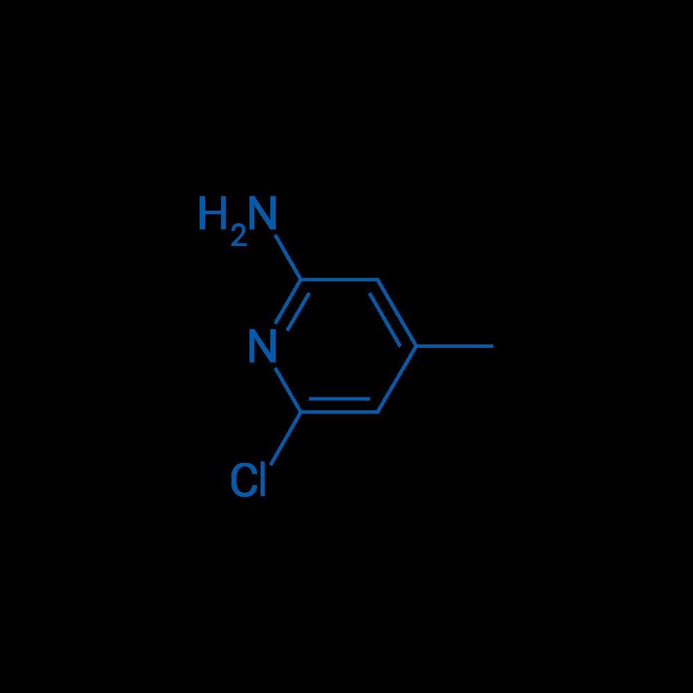 6-Chloro-4-methylpyridin-2-amine