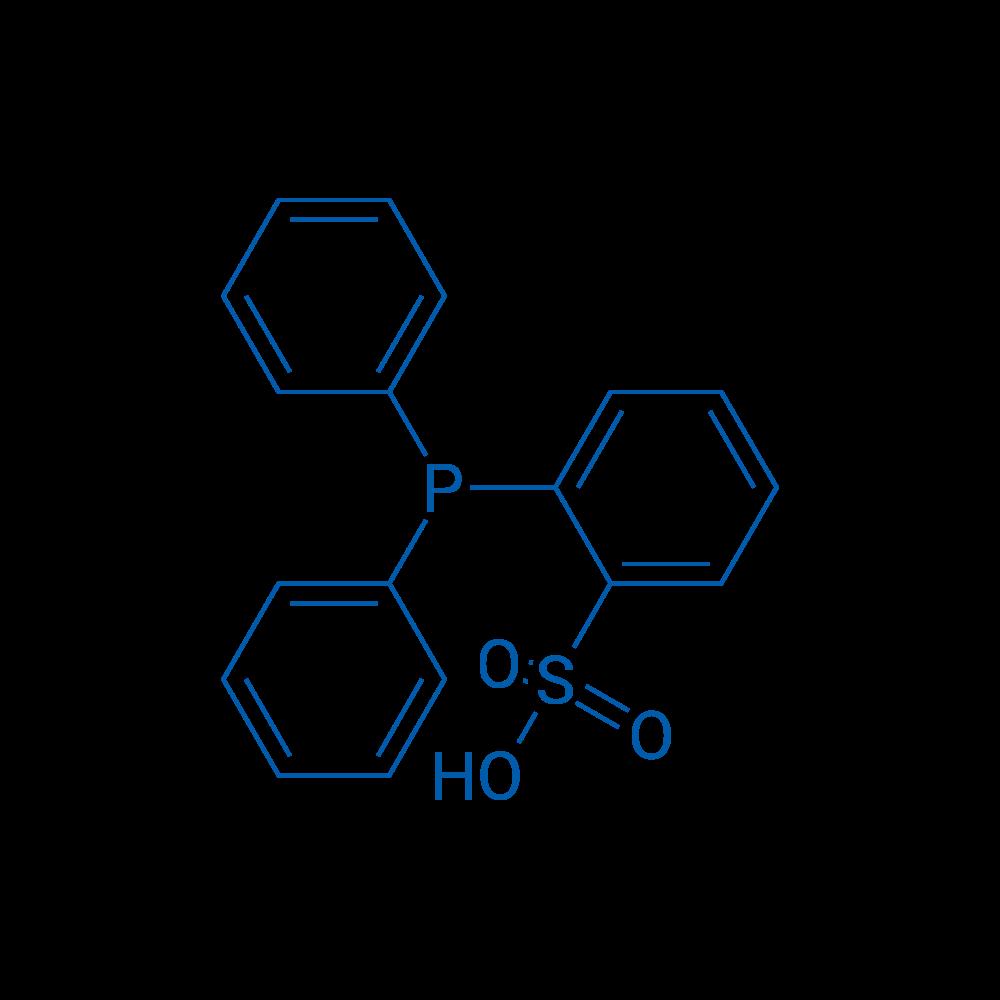 2-(Diphenylphosphino)benzenesulfonic acid