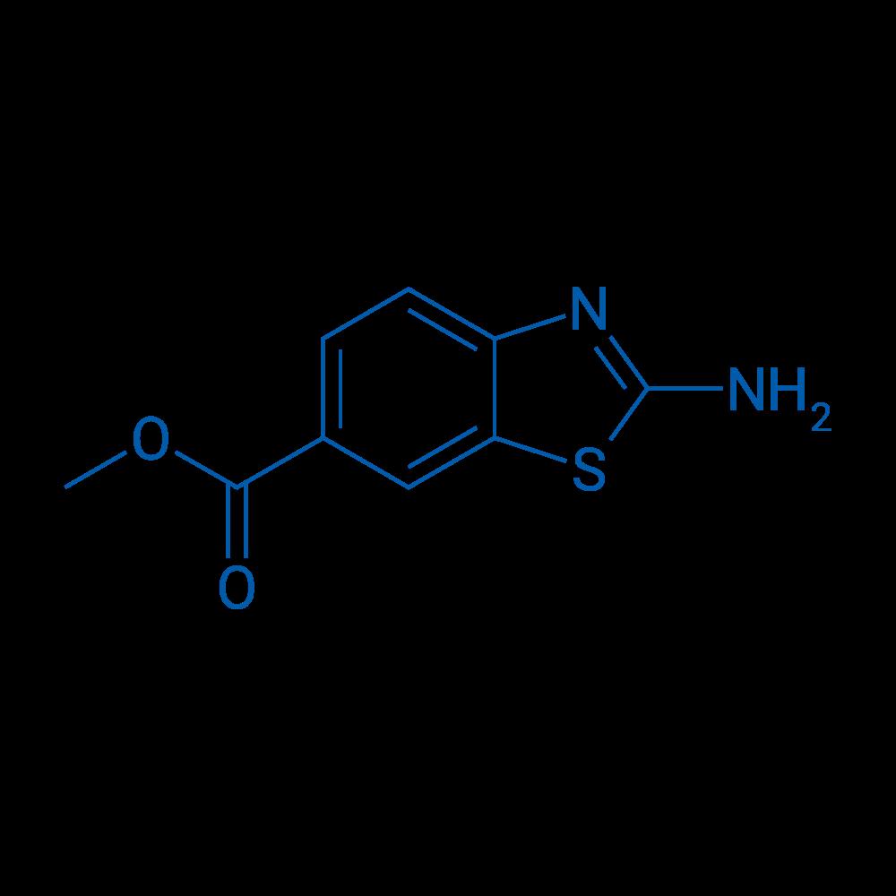 Methyl 2-amino-1,3-benzothiazole-6-carboxylate