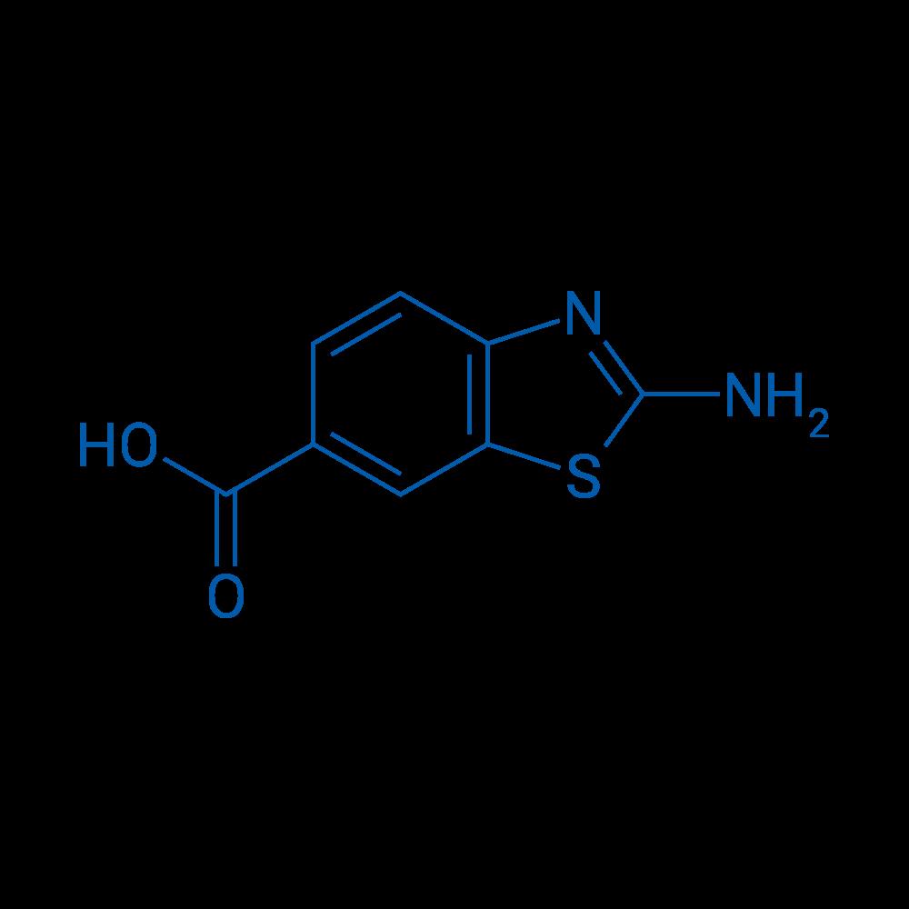 2-Aminobenzo[d]thiazole-6-carboxylic acid
