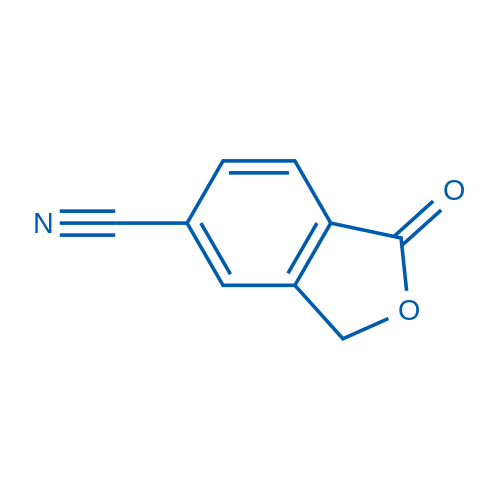 1-Oxo-1,3-dihydroisobenzofuran-5-carbonitrile