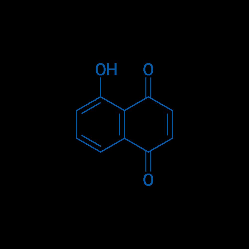 5-Hydroxy-1,4-naphthalenedione