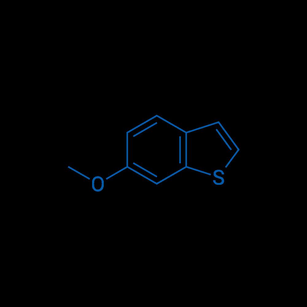6-Methoxybenzo[b]thiophene