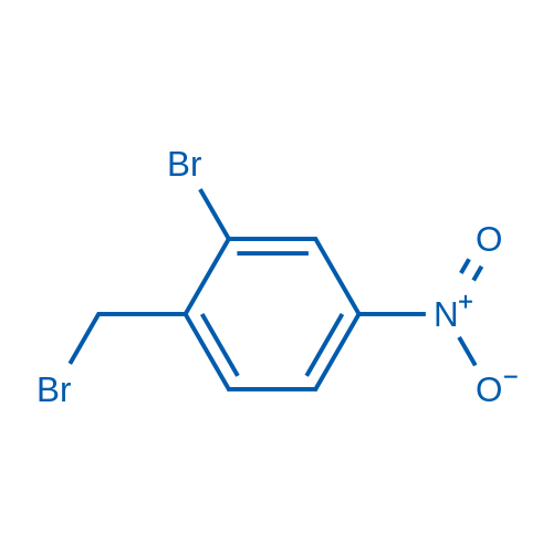 2-Bromo-1-(bromomethyl)-4-nitrobenzene