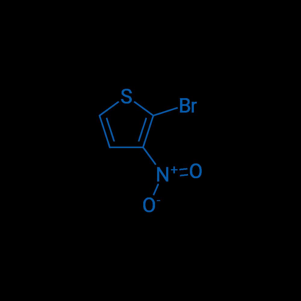 2-Bromo-3-nitrothiophene