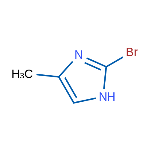 2-Bromo-4-methyl-1H-imidazole