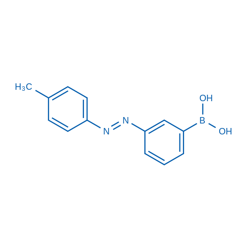 (3-(p-Tolyldiazenyl)phenyl)boronic acid