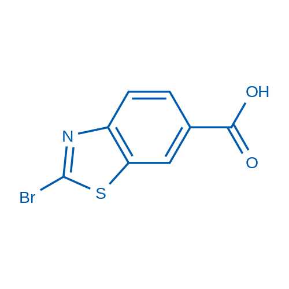 2-Bromobenzo[d]thiazole-6-carboxylic acid