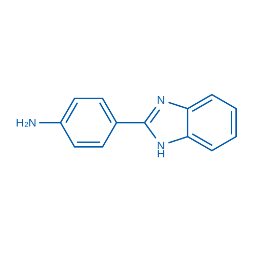 4-(1H-Benzo[d]imidazol-2-yl)aniline