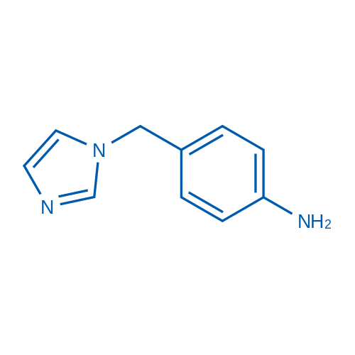 4-Imidazol-1-ylmethylphenylamine