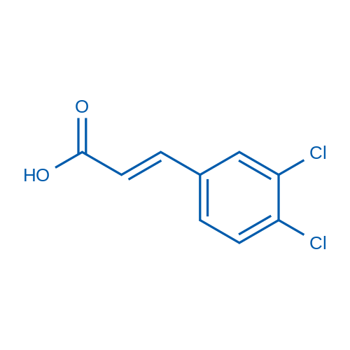 3,4-Dichlorocinnamic Acid