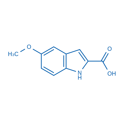 5-Methoxyindole-2-carboxylic acid