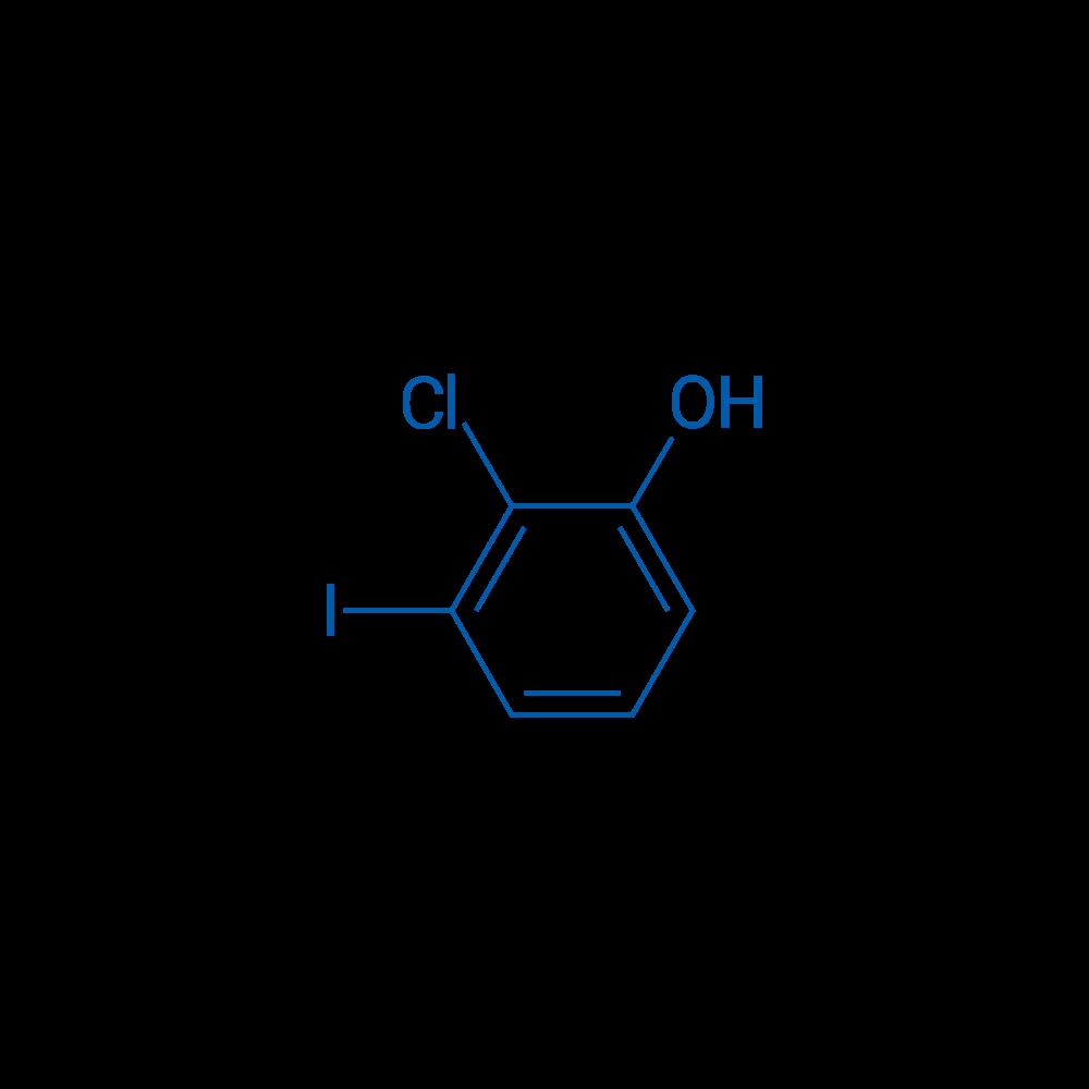 2-Chloro-3-iodophenol
