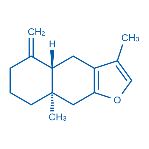 (4aS,8aR)-3,8a-Dimethyl-5-methylene-4,4a,5,6,7,8,8a,9-octahydronaphtho[2,3-b]furan