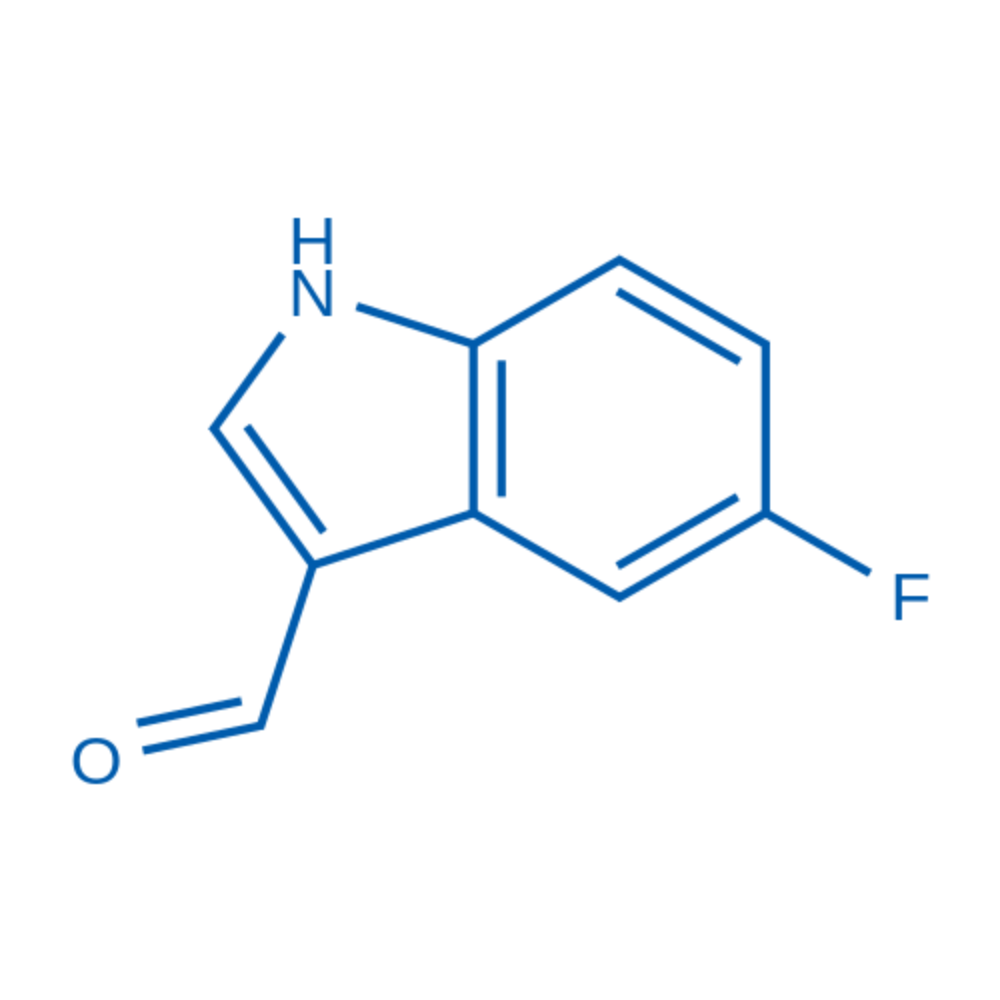 5-Fluoro-1H-indole-3-carbaldehyde