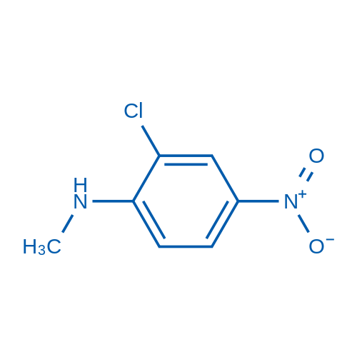 2-Chloro-N-methyl-4-nitroaniline