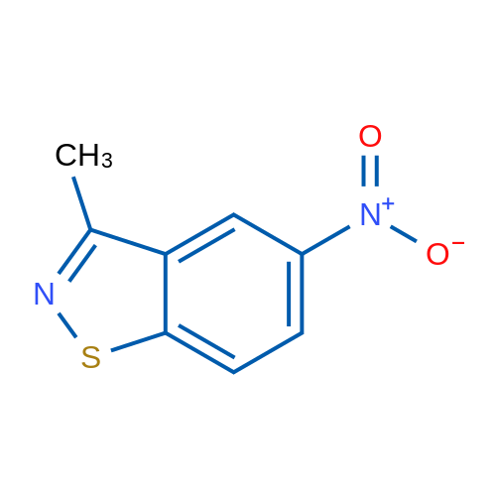 3-Methyl-5-nitrobenzoisothiazole