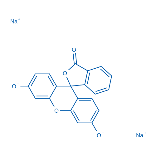 3',6'-Dihydroxy-3H-spiro[isobenzofuran-1,9'-xanthen]-3-one, disodium salt