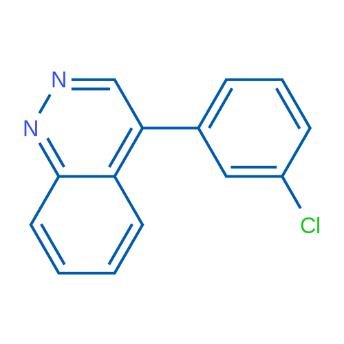 4-(3-Chlorophenyl)cinnoline