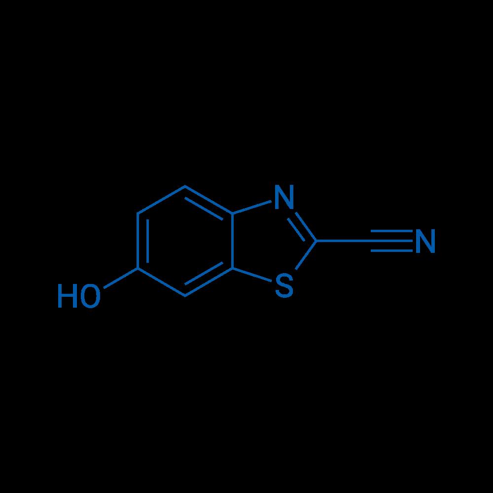 6-Hydroxybenzo[d]thiazole-2-carbonitrile