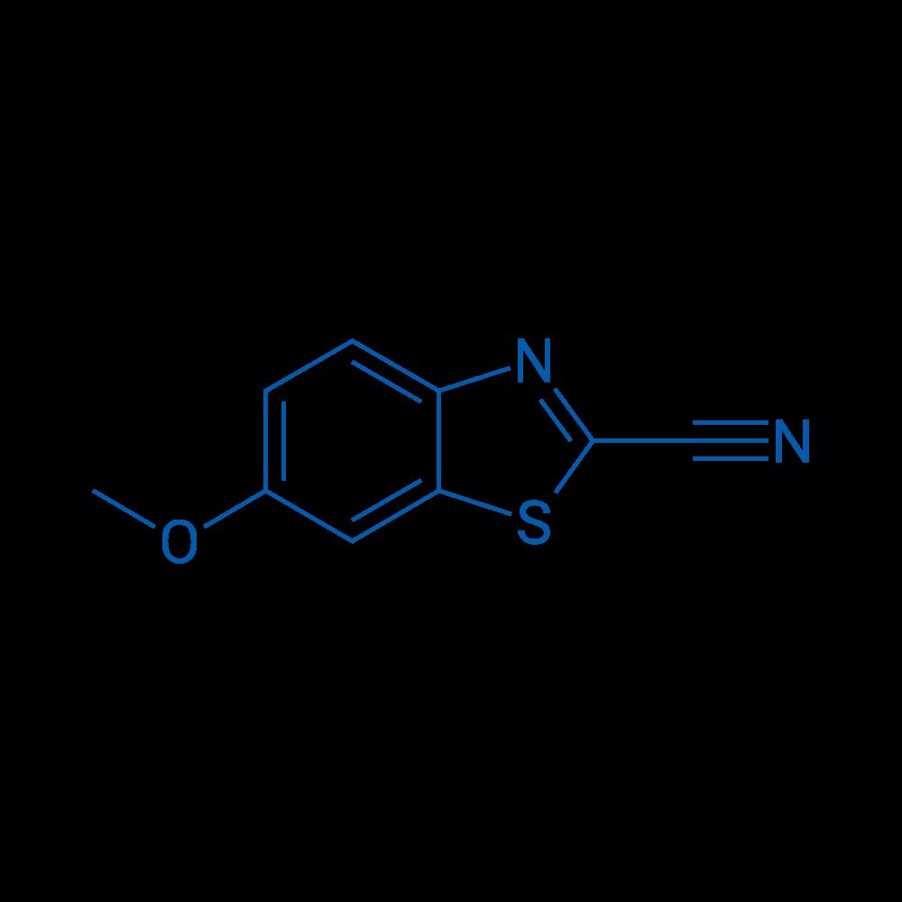 6-Methoxybenzo[d]thiazole-2-carbonitrile