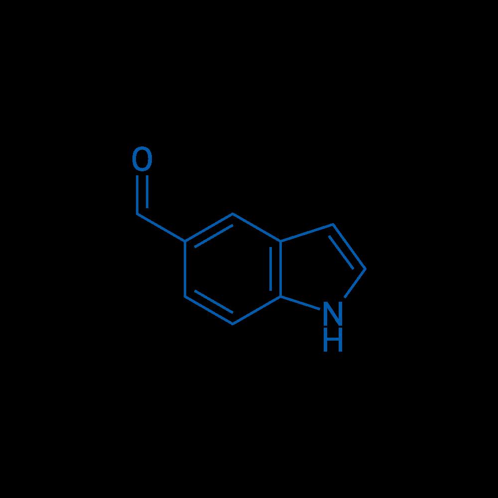 Indole-5-carboxaldehyde
