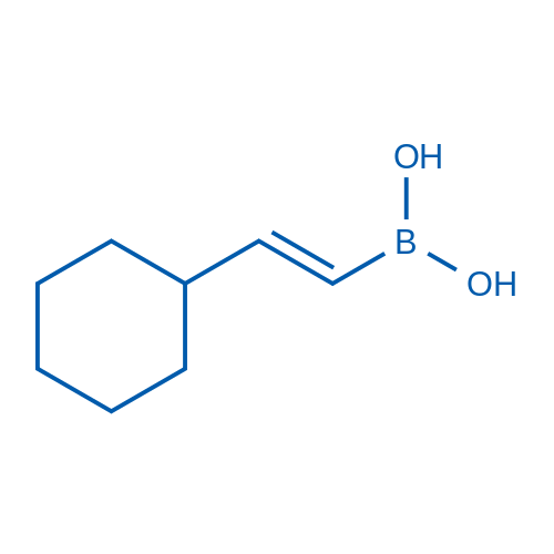 (E)-(2-Cyclohexylvinyl)boronic acid