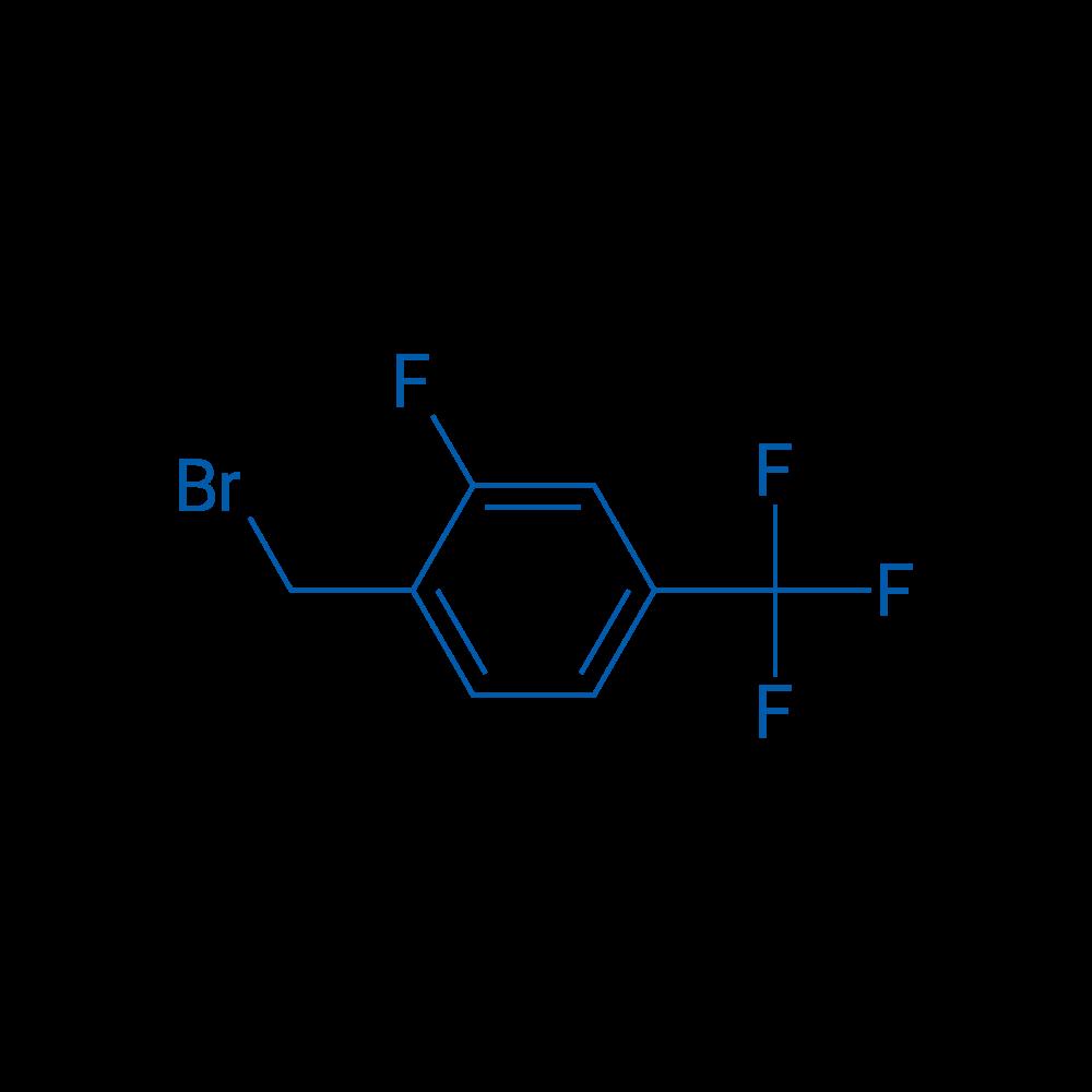 1-(Bromomethyl)-2-fluoro-4-(trifluoromethyl)benzene