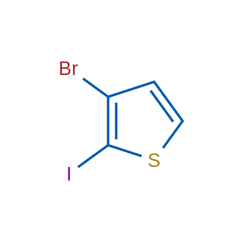 3-Bromo-2-iodothiophene