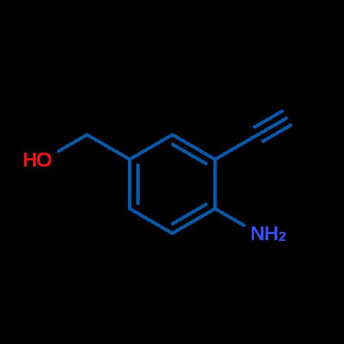 (4-Amino-3-ethynylphenyl)methanol