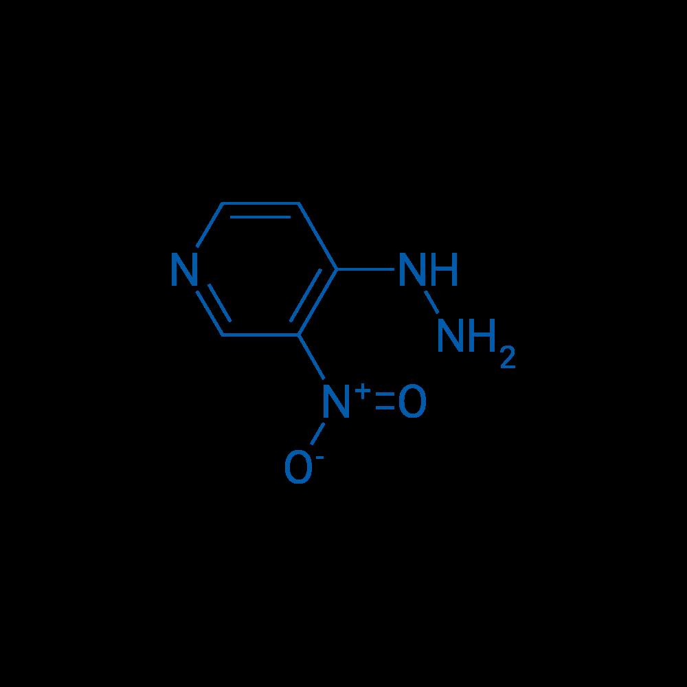 4-Hydrazino-3-nitropyridine