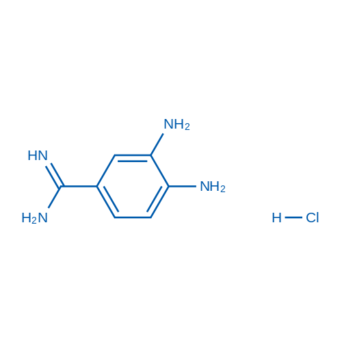3,4-Diaminobenzimidamide hydrochloride