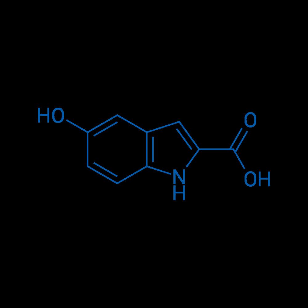 5-Hydroxyindole-2-carboxylic acid