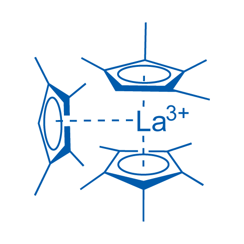 Tris(tetramethylcyclopentadienyl)lanthanum(III)