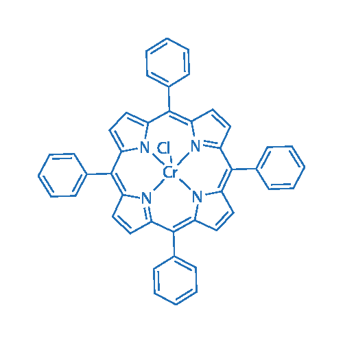 Chloro(meso-tetraphenylporphinato)chromium