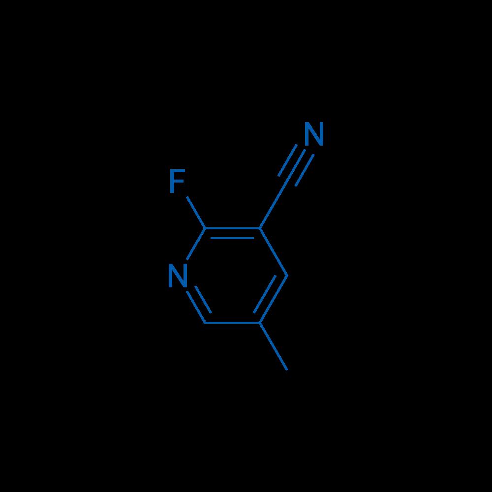 2-Fluoro-5-methylnicotinonitrile