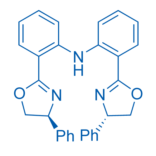 Bis(2-((S)-4-Phenyl-4,5-dihydrooxazol-2-yl)phenyl)amine