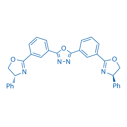 2,5-Bis(3-((R)-4-phenyl-4,5-dihydrooxazol-2-yl)phenyl)-1,3,4-oxadiazole
