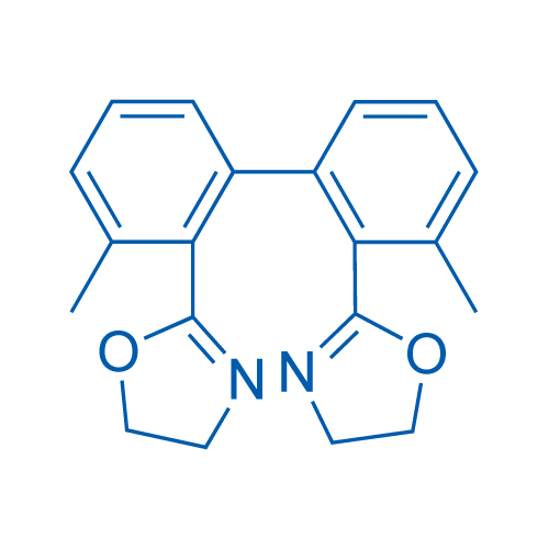 2,2'-(3,3'-Dimethyl-[1,1'-biphenyl]-2,2'-diyl)bis(4,5-dihydrooxazole)