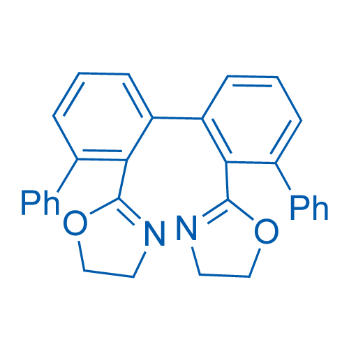 2',2''-Bis(4,5-dihydrooxazol-2-yl)-1,1':3',1'':3'',1'''-quaterphenyl