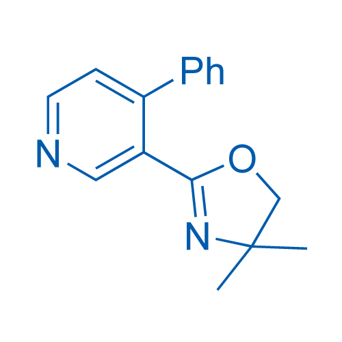4,4-Dimethyl-2-(5-phenylpyridin-3-yl)-4,5-dihydrooxazole